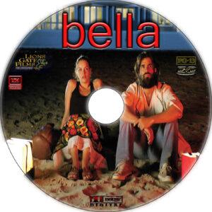 Bella dvd label