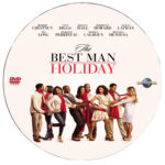 The Best Man Holiday (2013) Custom Label