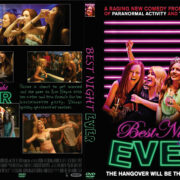 Best Night Ever (2013) Custom DVD Cover