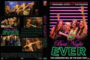 Best Night Ever dvd cover