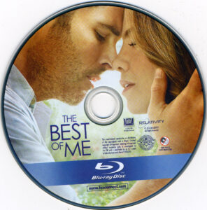 the best of me blu-ray dvd label