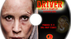 Big Driver dvd label