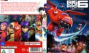 Big Hero 6 (2014) R2 CUSTOM DVD Cover