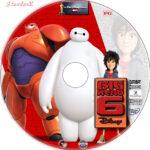 Big Hero 6 (2014) R1 Custom Labels