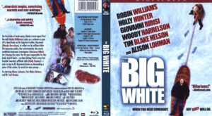 Big White, The (Blu-ray) dvd cover