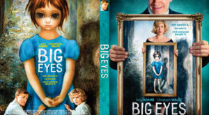 Big Eyes dvd cover