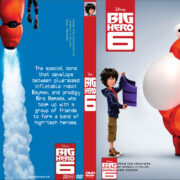 Big Hero 6 (2015) R0 Custom