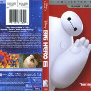Big Hero 6 (2015) Blu-Ray