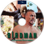 Birdman (2014) R1 Custom Label
