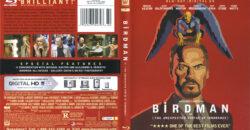 Birdman blu-ray dvd cover