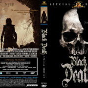 Black Death (2010) R1 Custom DVD Cover