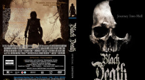 Black Death dvd cover