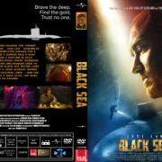 Black Sea (2014) R0 Custom DVD Cover