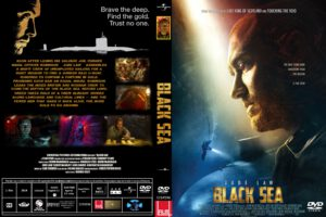 Black Sea dvd cover