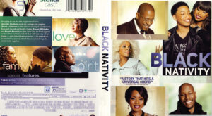 Black Nativity dvd cover