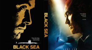 Black Sea dvd cover