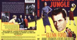 Blackboard Jungle dvd cover
