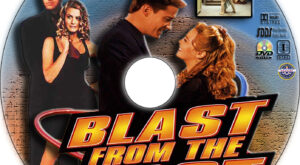 Blast from the Past dvd label