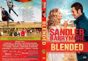 Blended dvd cover