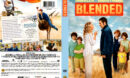 Blended (2014) R1 DVD Cover