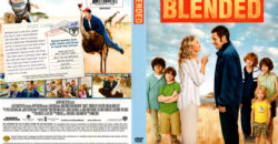 blended dvd cover