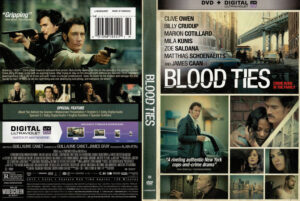 blood ties dvd cover