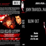 Blow Out (1981) R1 DVD Cover