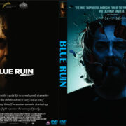 Blue Ruin (2013) Custom DVD Cover