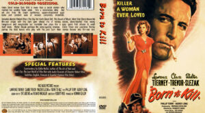 Born to Kill (1947-R) dvd cover
