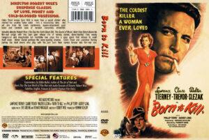 Born to Kill (1947-R) dvd cover