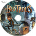 BoxTrolls (2014) R1 Custom Label