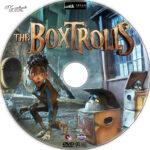 BoxTrolls (2014) R1 Custom Label