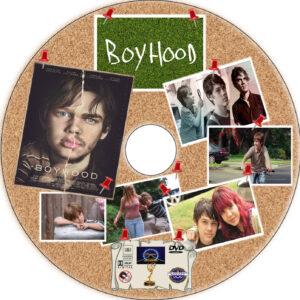 boyhood dvd label