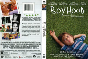 Boyhood dvd cover