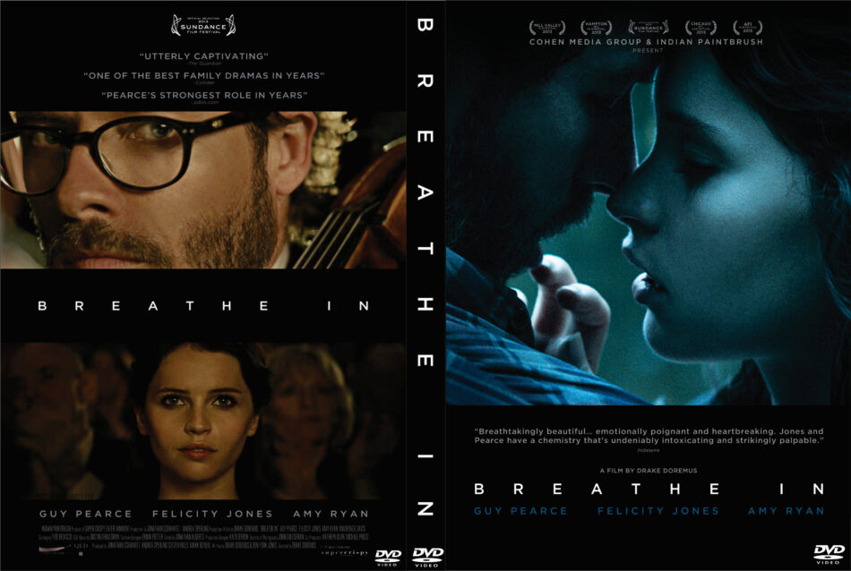 breathe in dvd cover