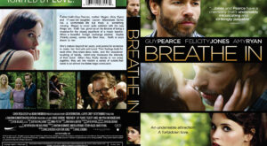 Breathe In dvd cover