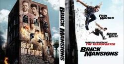 Brick Mansions dvd cover