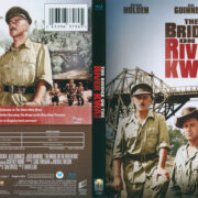 The Bridge on the River Kwai (1957) Blu-Ray DVD Cover