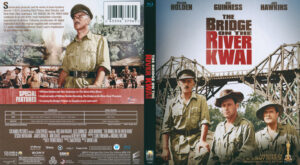 The Bridge on the River Kwai blu-ray dvd cover
