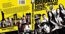 Brooklyn Nine-Nine dvd cover