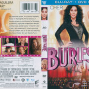 Burlesque (2010) Blu-Ray DVD Cover
