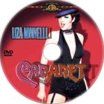 Cabaret (1972) R1 Custom DVD Label