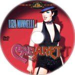 Cabaret (1972) R1 Custom DVD Label