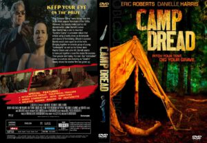 Camp Dread dvd cover