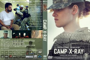 Camp X-Ray dvd cover