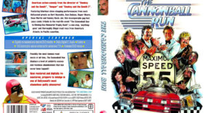 cannonball run,the r2 dvd cover