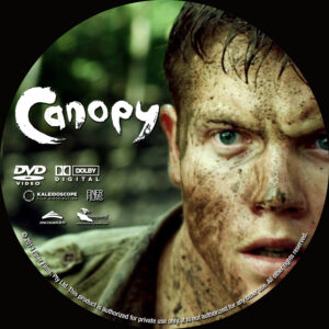 free dvd label for Canopy 2013