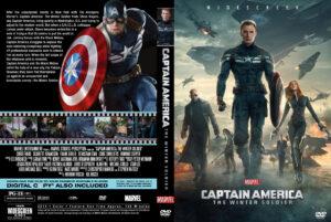 Captain America The Winter Soldier V2 Custom Cover(Pips)