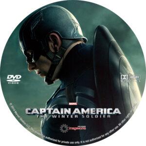 Captain America- The Winter Soldier V2 Custom Label (Pips)