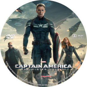 Captain America- The Winter Soldier V3 Custom Label (Pips)